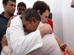 Rahul Gandhi Addressing Rally Mandsaur Madhya Pradesh Attacks Bjp