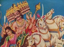 Gujarati Textbook Says Sita Was Abducted Lord Rama