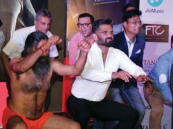 Baba Ramdev Suniel Shetty Yoga Mission Fit India Launched Delhi See Video