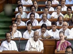 No Confidence Motion Bjd Aiadmk Trs Helped Govt Floor Test