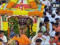 Jagannath Yatra Has Started Puri Ahmedabad
