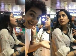 Dhadak Stars Jahnvi Kapoor Ishan Khatter Are Bundle Cuteness