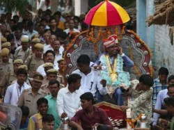 Dalitman Takes Baraat Through Thakur Dominated Village Up