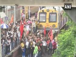 Maratha Kranti Morcha Reservation Maratha Agitation Mumbai Maharashtra Live Updates