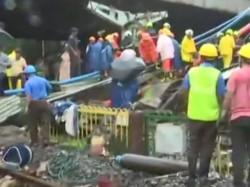 Mumbai Bridge Collapse Piyush Goel Orders An Enquiry Commissioner Of Rail Safety