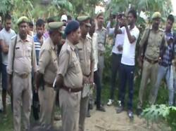 Minor Girl Found Body Farrukhabad