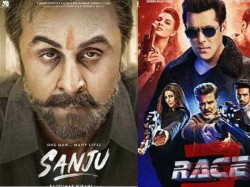 Ranbir Kapoor Sanju Will Cross Race 3 Collectcion Just 6 Days