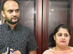 Lucknow Couple Tanvi Seth Anas Siddiqui Passport Issue Adver