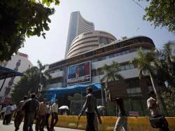 Stock Market Sensex Touches Record High 36900 Led Itc Marut