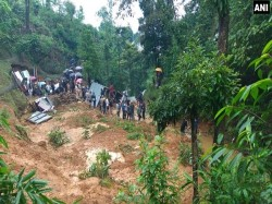 Nine Dead After Landslide Hits Manipur S Tamenglong