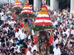Jagannath Rath Yatra 2018 Pm Modi Sent Bhog Samagri Lord Ja