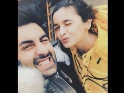 Ranbir Kapoor Alia Bhatt Are The Cutest Couple Bollywood Her