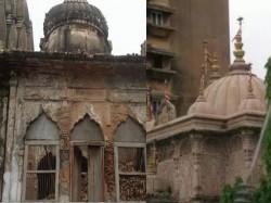 Sant Samaj Disturbs Due Demolition Ancient Temples Ayodhya