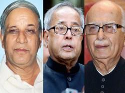 Lk Advani Kanshi Ram Pranab Mukherjee Likely Get Bharat Ratn