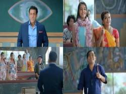 Salman Khan Not Seen Tv Bigg Boss 12 Weekend Episode
