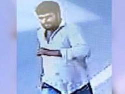 Firing On Jnu Student Umarkhalid Cctv Grab The Suspect Ca