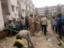 A Woman And Three Minor Daughters Found Dead In Etawah