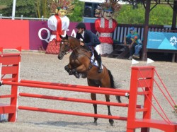 Asian Games2018 Fouaad Mirza Wins Silver Medal Equestrian