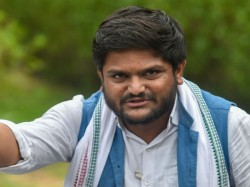 Many Supporters Including Hardik Patel Were Detained