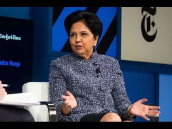 Longtime Leader Indra Nooyi Will Step Aside As Chief Executi