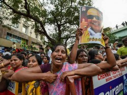 Us Envoy Sri Lankan President Have Condoled Demise Dmk Leade