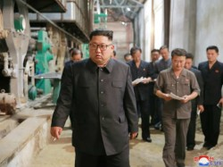 North Korea Is Constructing New Intercontinental Ballistic Missiles Says Us Official