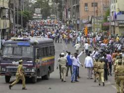 Maharashtra Maratha Groups Called Bandh Many Muslim Organiza