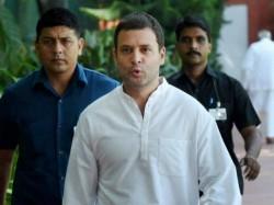 Unnao Rape Case Rahul Gandhi Smells Conspiracy Target Pm Modi