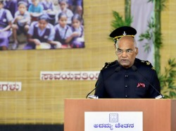 nd Independence Day President Ramnath Kovind Address The Nation