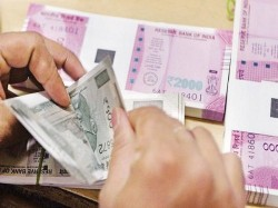 Rupee At Fresh Record Low Against One Us Dollar