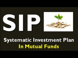 Investment Process Through Sip Mutual Funds
