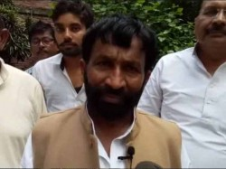 Sp Leader Syad Ali Remarks On Amar Singh