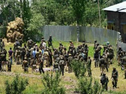 Baramulla Encounter Another Terrorist Was Later Gunned Down