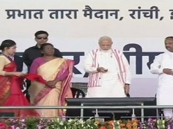 Modi Launched World S Biggest Healthcare Scheme Ayushman Bha