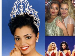 Miss Usa 1995 Miss Universe 1995 Chelsi Smith Who Went On