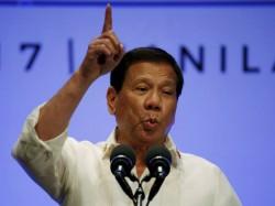 Philippines President Rodrigo Duterte Says So Long As Women