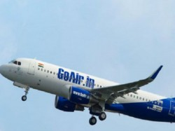 Pune Bound Goair Flight Made An Emergency Landing After Taking Off From Bangalore