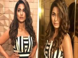 Bigg Boss Fame Hina Khan Fitness Look Viral