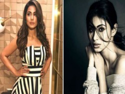 Big Fight Between Mouni Roy Hina Khan