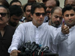 Pakistan Pm Imran Khan Says Friendship Offer India Should No