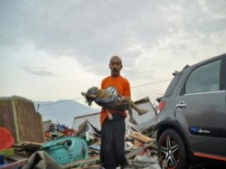 Indonesia Tsunami Earthquake Death Toll After Rises To