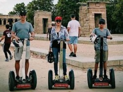 Madhuri Dixit Is Making Most Her Me Time Riding Segway On Th