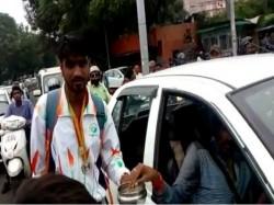 Manmohan Singh Lodhi National Level Player Begging On Street