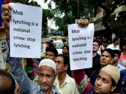 Bihar Mob Lynching Begusarai Three People Death