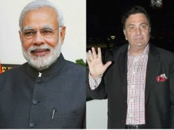 Rishi Kapoor Going Release Narendra Modi S Book Exam Warrior