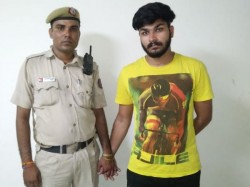 Delhi Police Suspends Accused Rohit Tomar Asi Father Ashok Tomar In Viral Video Case