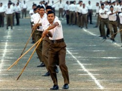 Rss Invites 60 Countries Excluding Pakistan His Three Days L