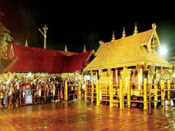 Sabarimala Temple One The Biggest Pilgrim Centres South Indi