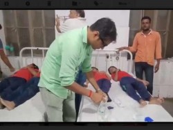 School Children Affected With Food Poisoning Admitted Hospital
