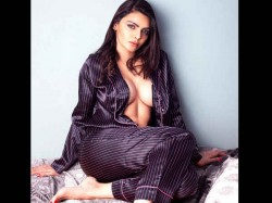 Actress Sherlyn Chopra Shared Topless Pictures